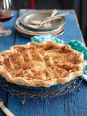 Sebringville Schnitz Apple Pie