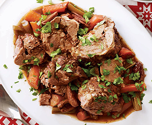 Lamb with Warm Spices and Dates