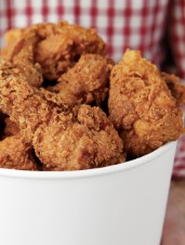 Classic Southern Buttermilk Fried Chicken