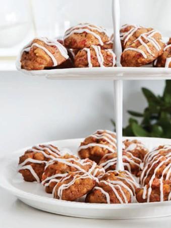 Recipe Mini Christmas Cake Cookies
