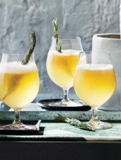 Lemon-Rosemary Radler