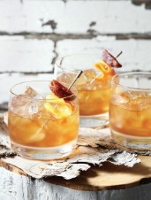 Smoked Date Old Fashioned