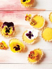 Lemon & Wildflower Honey Tarts