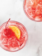 Pomegranate Cooler
