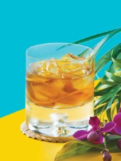 Bacardi Rum Old-Fashioned