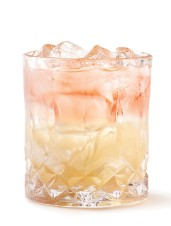 Rosy New York Sour