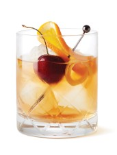 Crown Royal Rye Old Fashioned