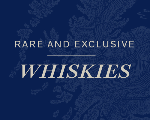 Rare and Exclusive Whiskies