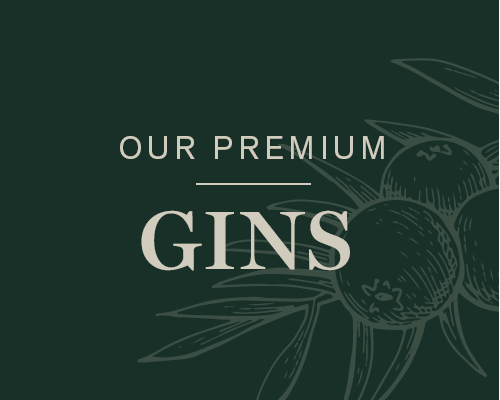 Our Premium Gins