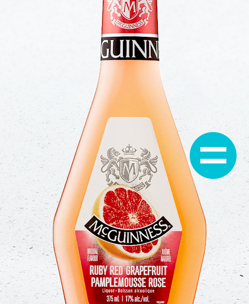 McGuinness Ruby Red Grapefruit