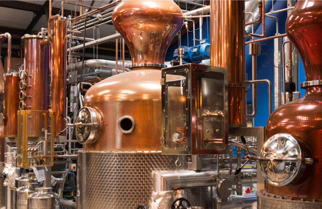 History of Gin in the UK