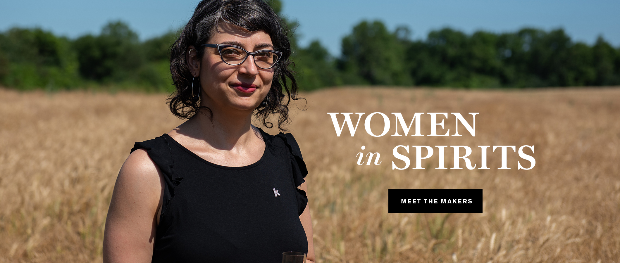 Women in Spirits . MEET THE MAKERS