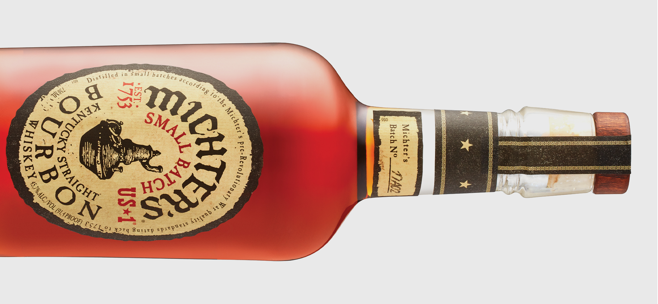 Bourbon du Kentucky Michter's Small Batch