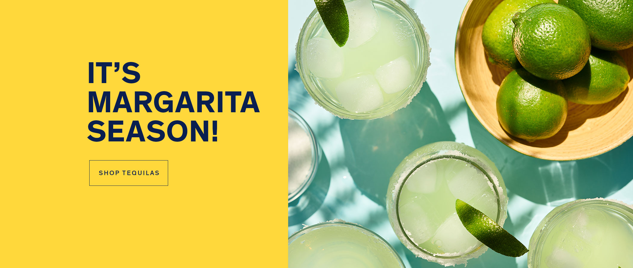 It's Margarita Season!