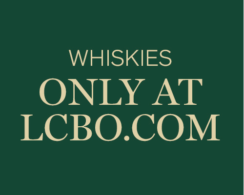 Whiskies Only at LCBO.com