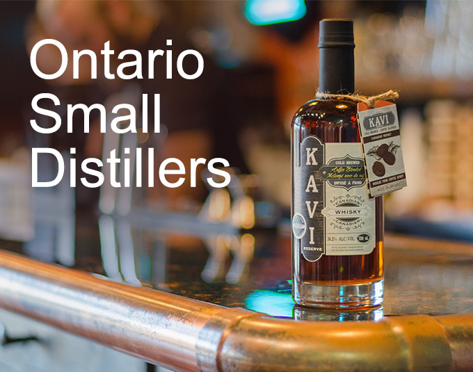 Ontario Small Distillers