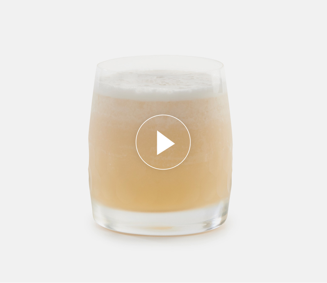 WHISKY SOUR AU BOURBON BULLEIT