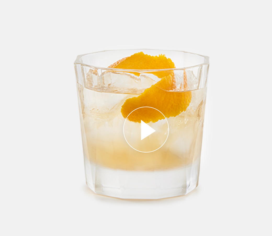 OLD FASHIONED AU BULLEIT 10 ANS D'ÂGE