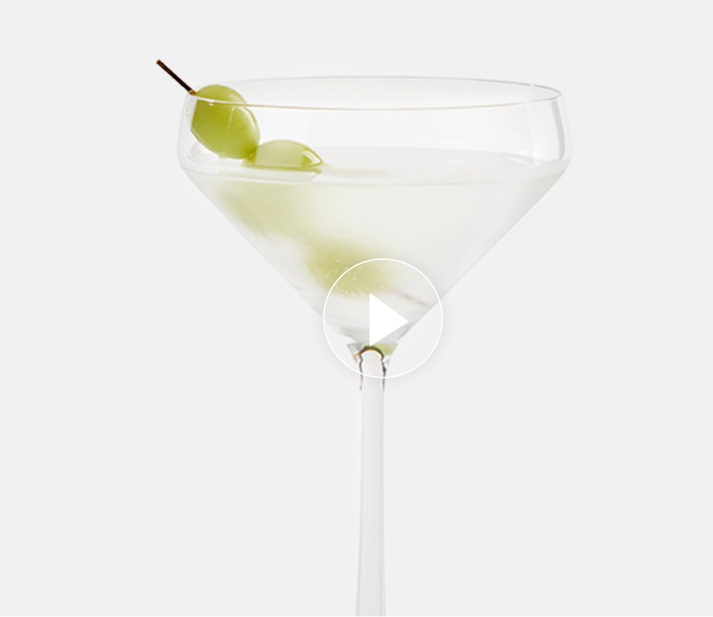 MARTINI À LA VODKA CIROC