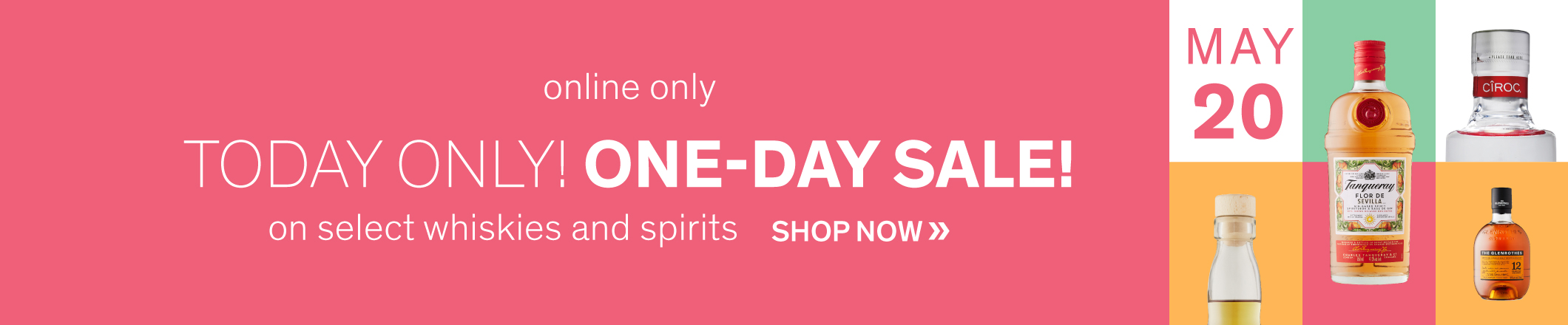 ONE-DAY SALE!