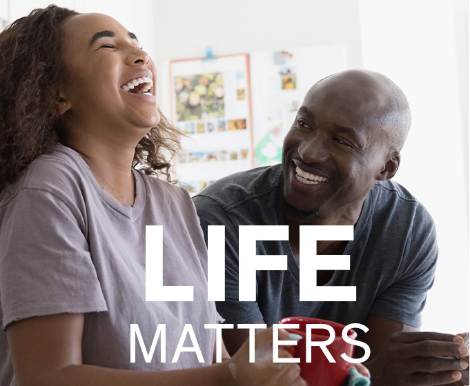 Link to life matters page
