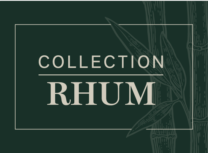 COLLECTION RHUM
