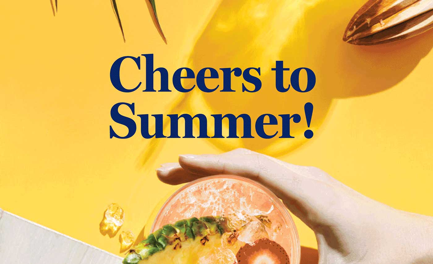 Cheers to Summer!