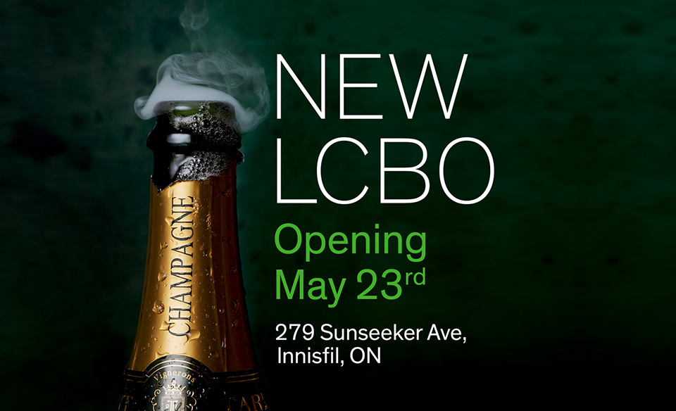 BACKGROUNDER NEW FRIDAY HARBOUR-INNISFIL STORE  279 SUNSEEKER AVENUE INNISFIL, ONTARIO