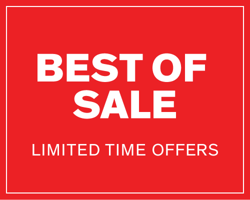 Shop these OffersBest of Sale Limited Time Offers