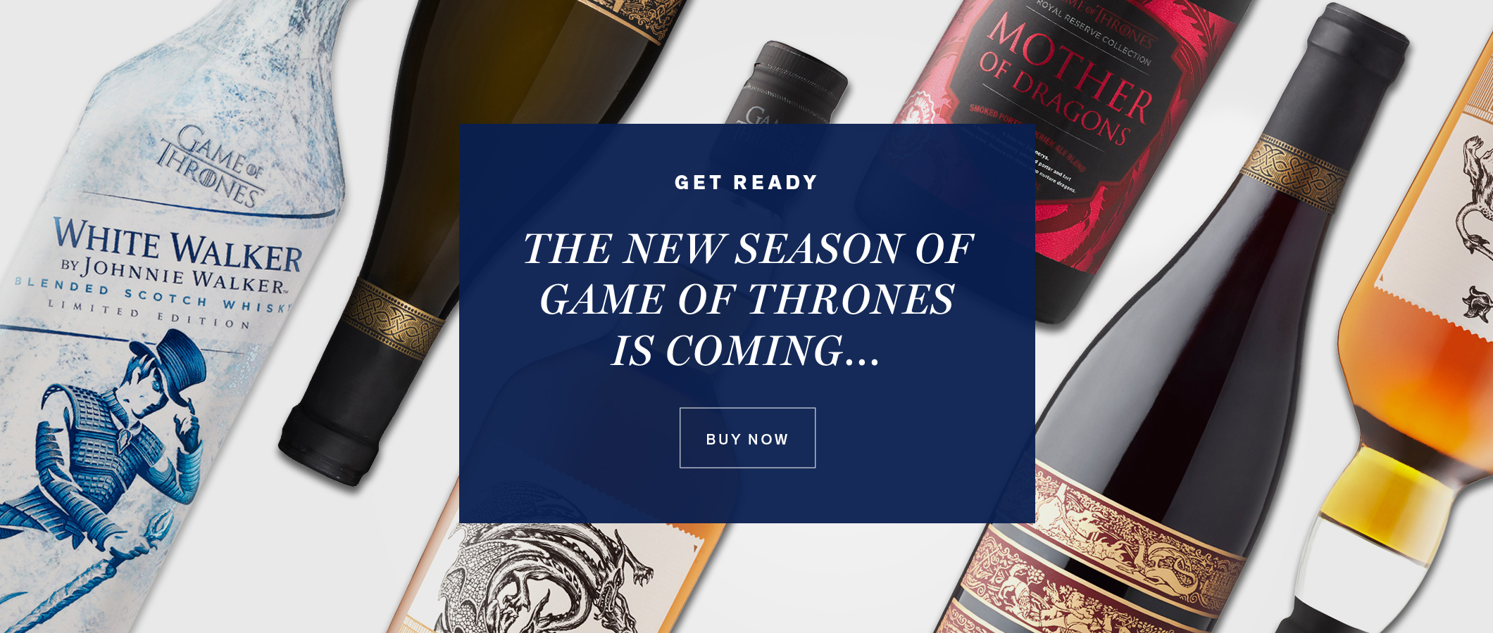 Get Ready.  The New Season of Game of Thrones Is Coming...