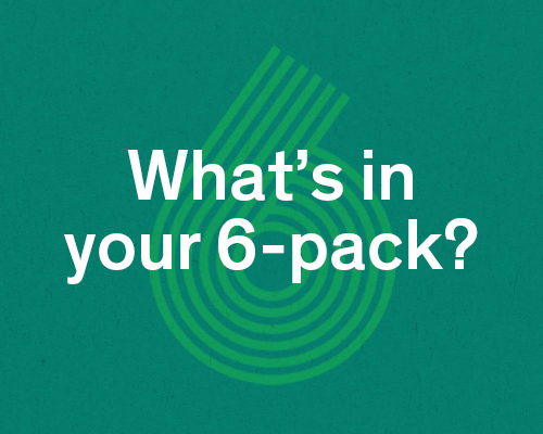 What's in Your 6-Pack?
