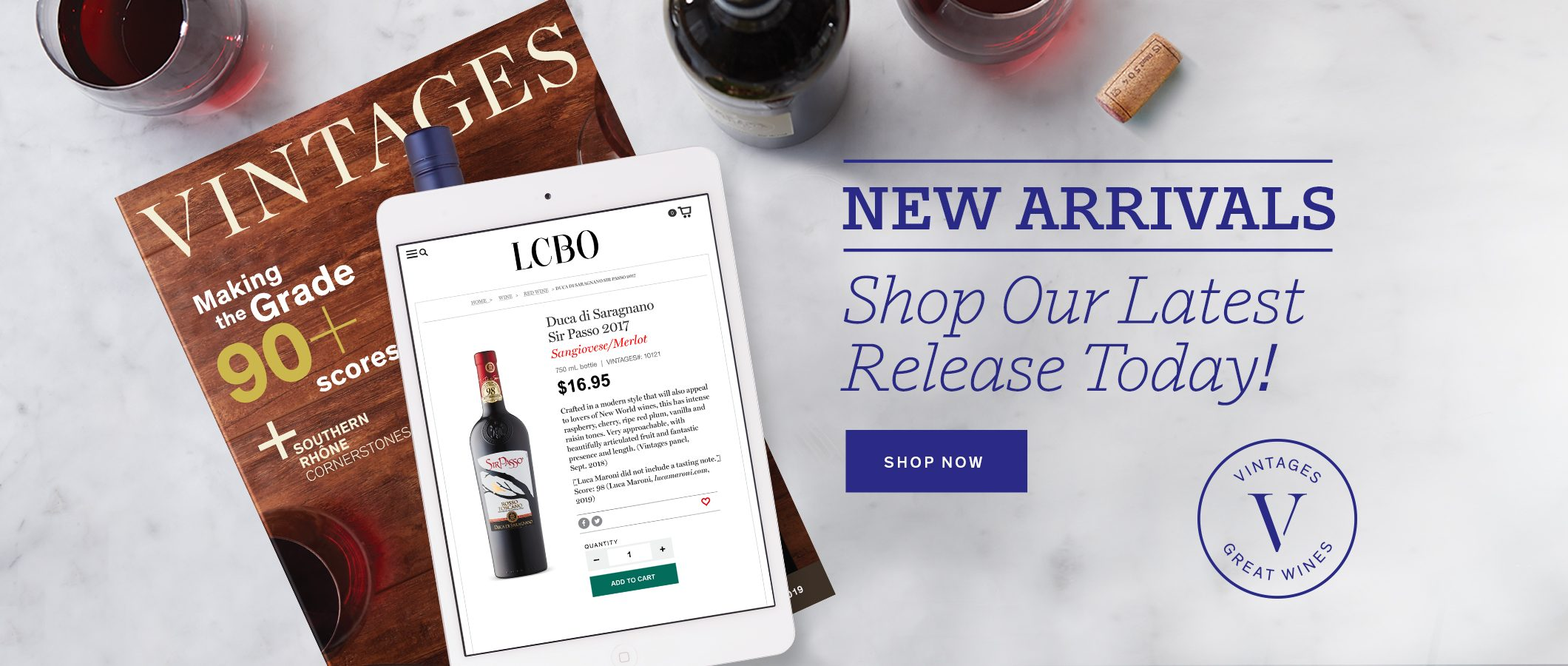 Welcome to LCBO