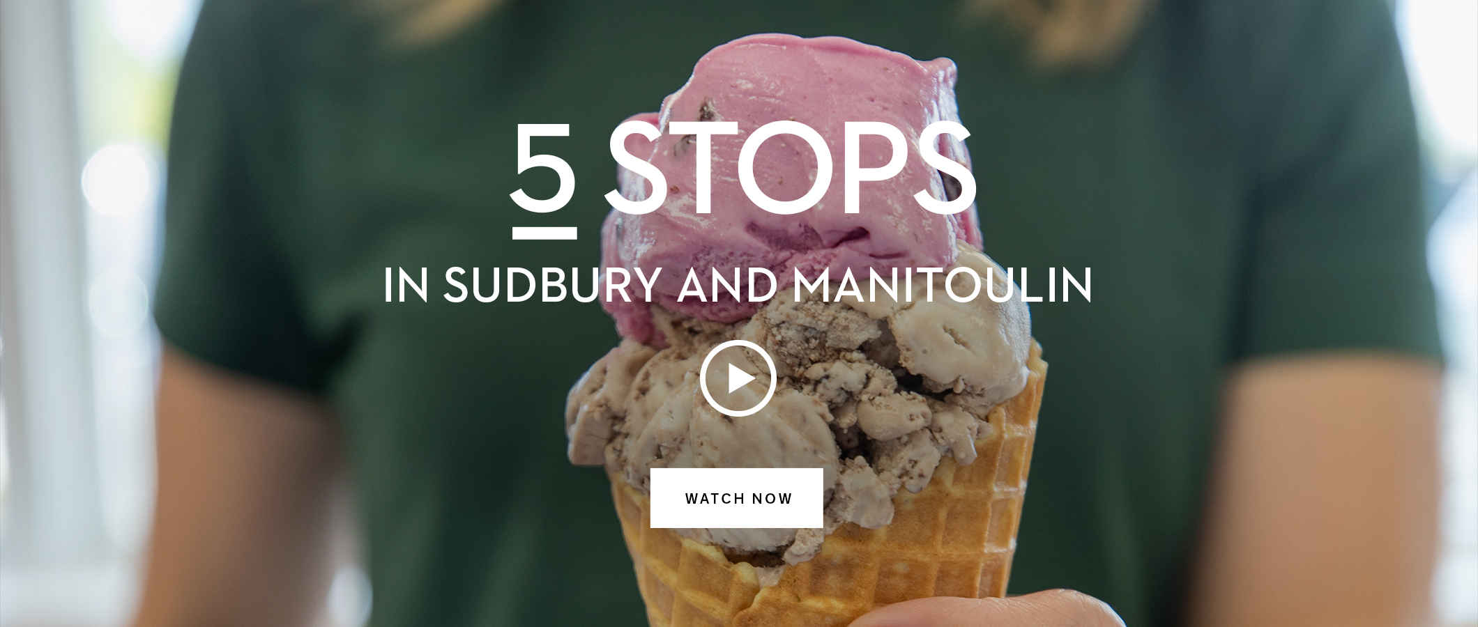 5 Stops - A Food & Drink Original Series. Uncover Ontario's Food & Drink Gems. Watch our new mini-series.
