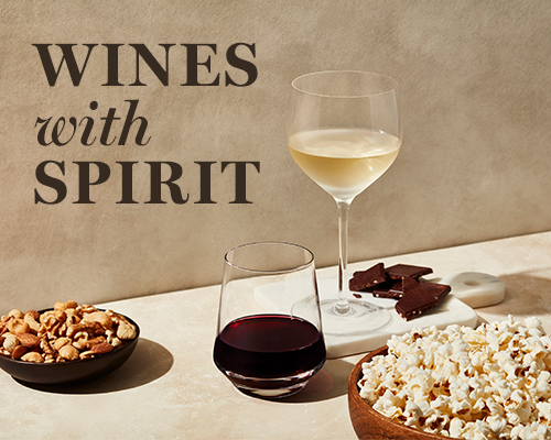 Wines with Spirit