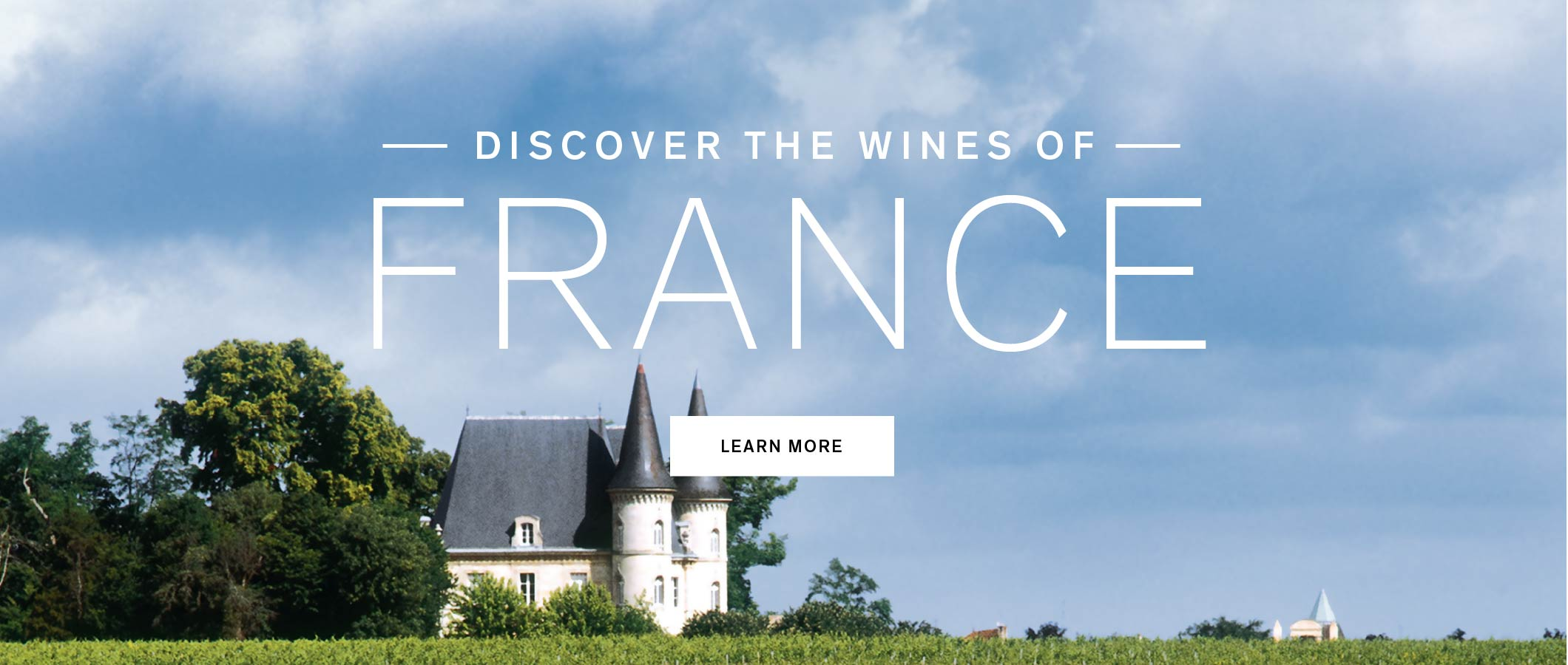 Discover the Wines of France