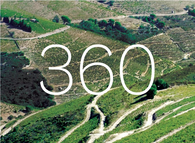 360 designated appellations