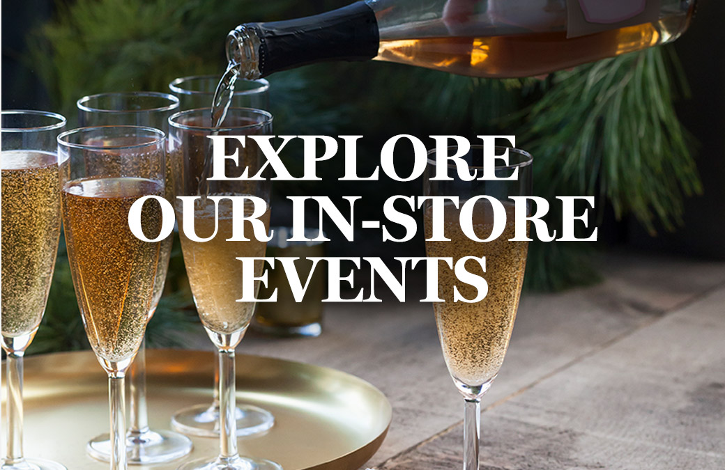Explore Our In-Store Events