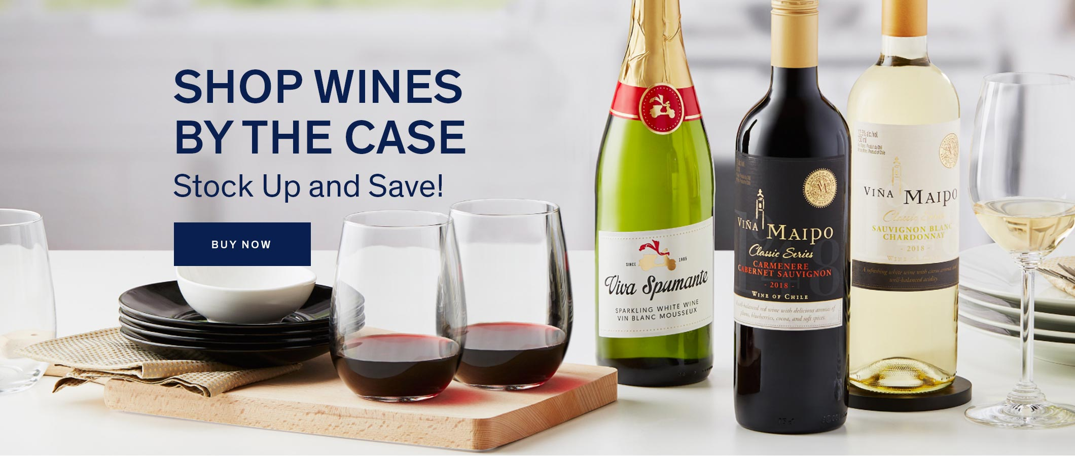 Shop Wines by the Case