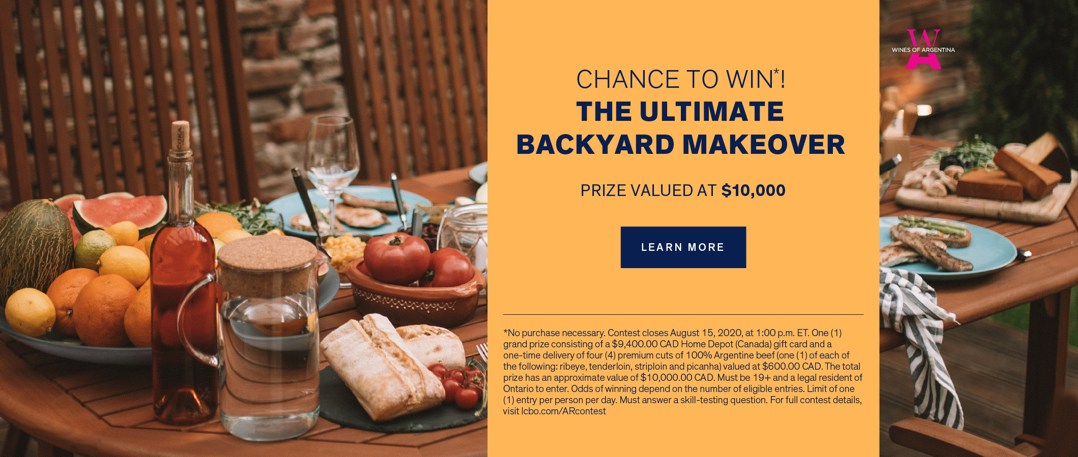 The Ultimate Backyard Makeover!