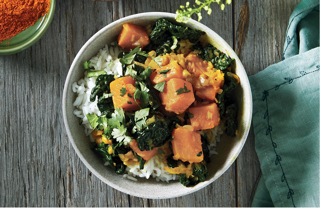 Japanese Squash Curry