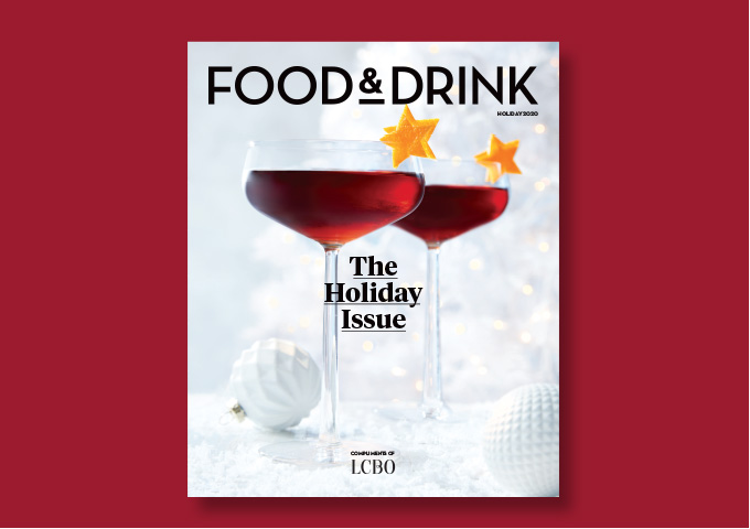 FOOD & DRINK - THE HOLIDAY ISSUE
