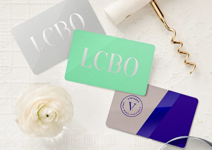 One Gift Fits All. LCBO Gift Cards