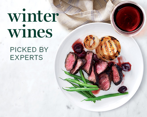 Winter Wines Picked by Experrts