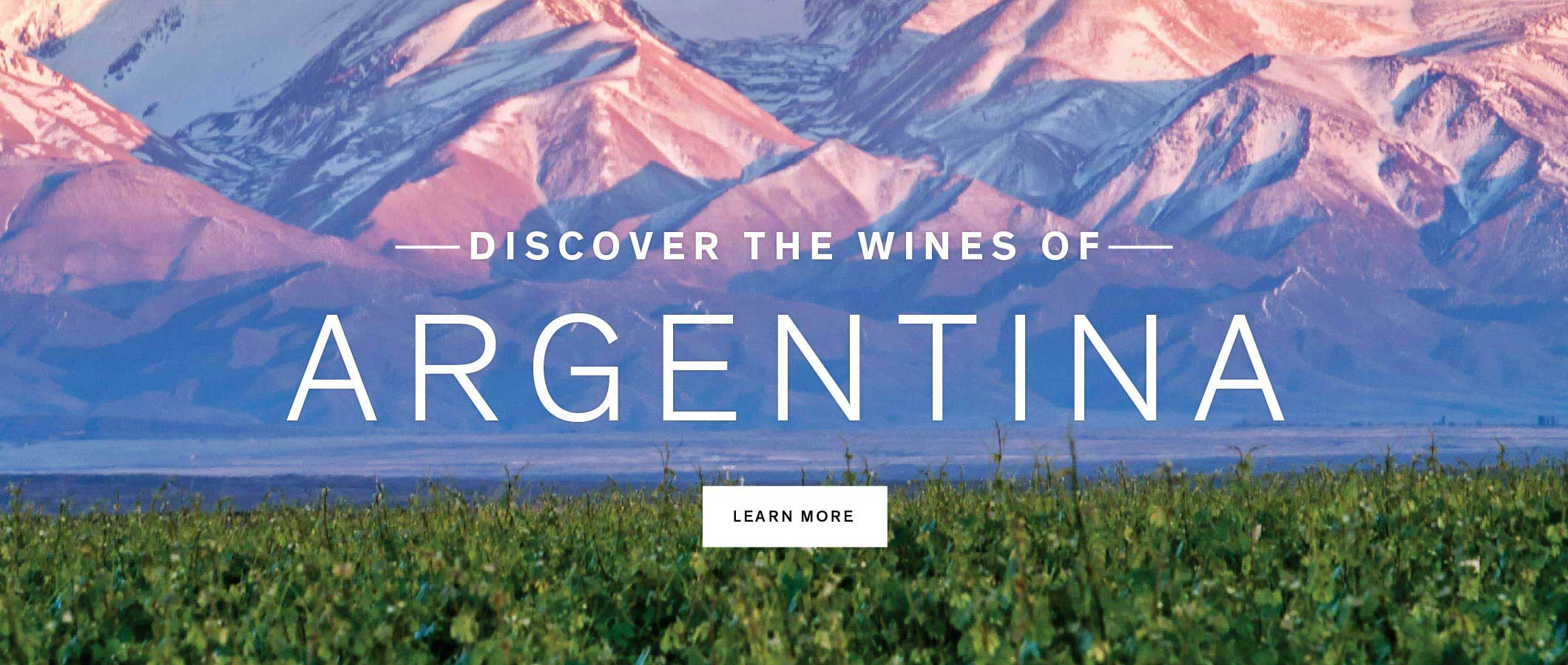 Discover our Enhanced Selection of Products from Argentina.  Explore Now