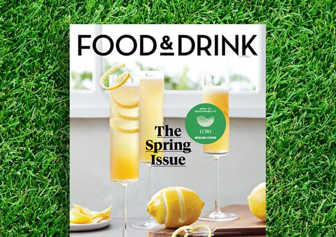 Food & Drink - The Spring Issue
