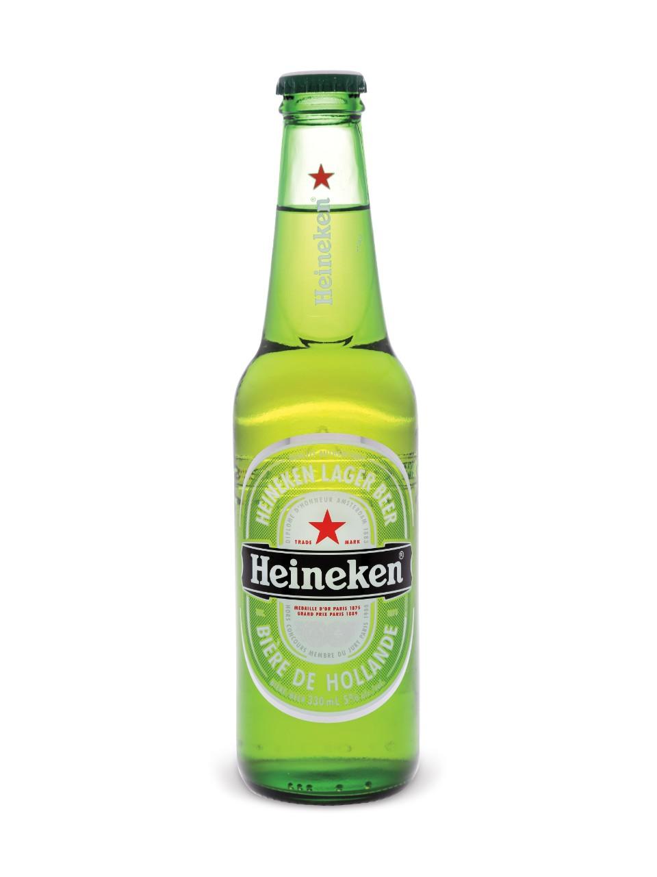 Heineken Bottle Image