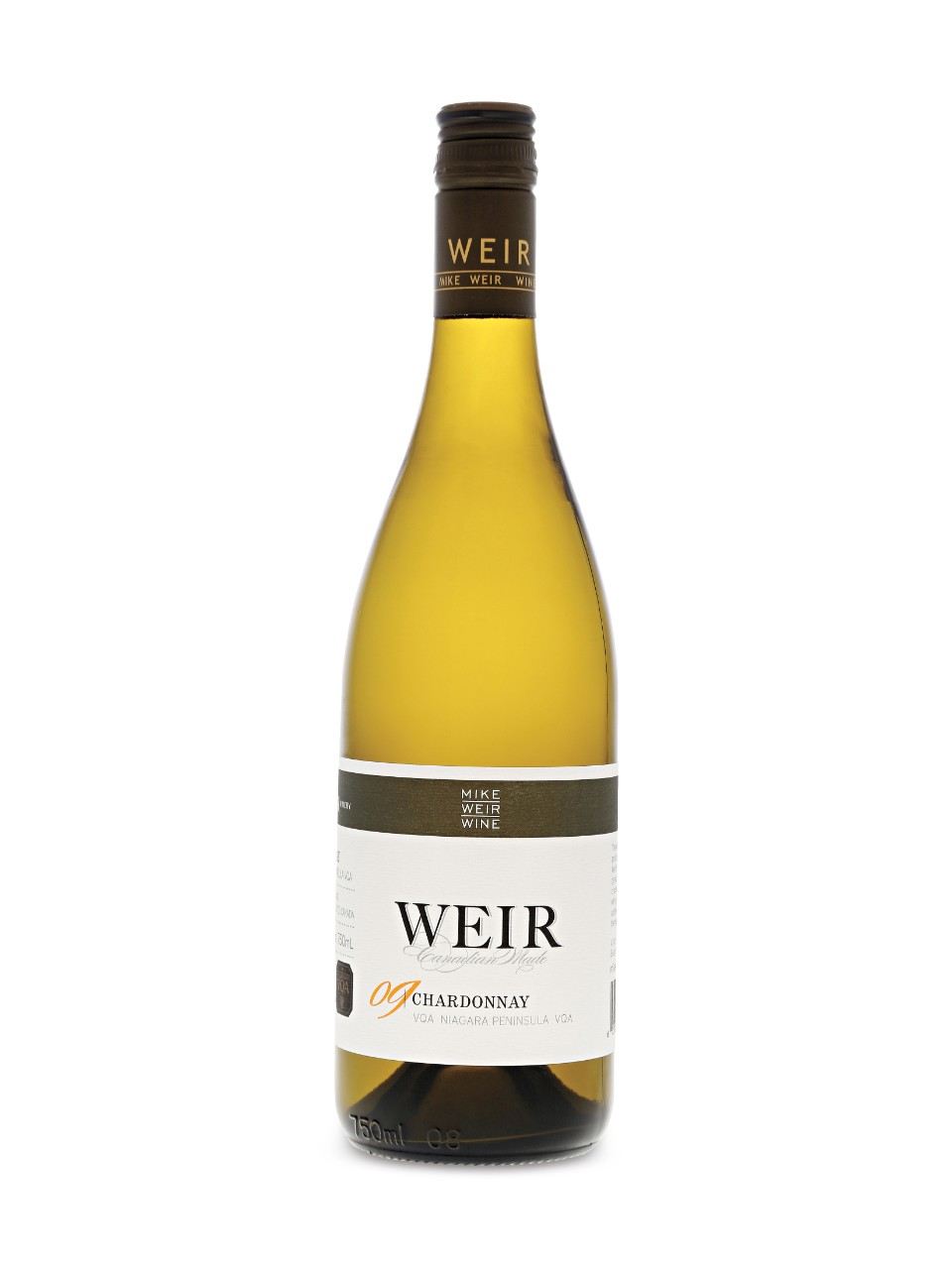 Image for Mike Weir Chardonnay VQA from LCBO