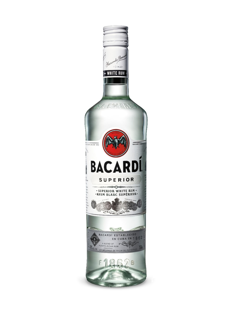 Image for Bacardi Superior Rum from LCBO