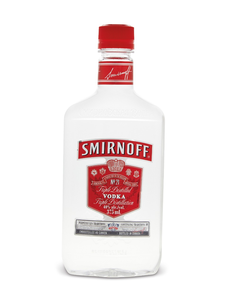 Image for Smirnoff Vodka (PET) from LCBO