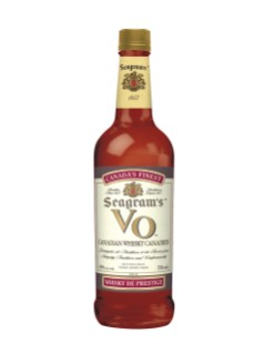 Whisky Seagram's V.O.